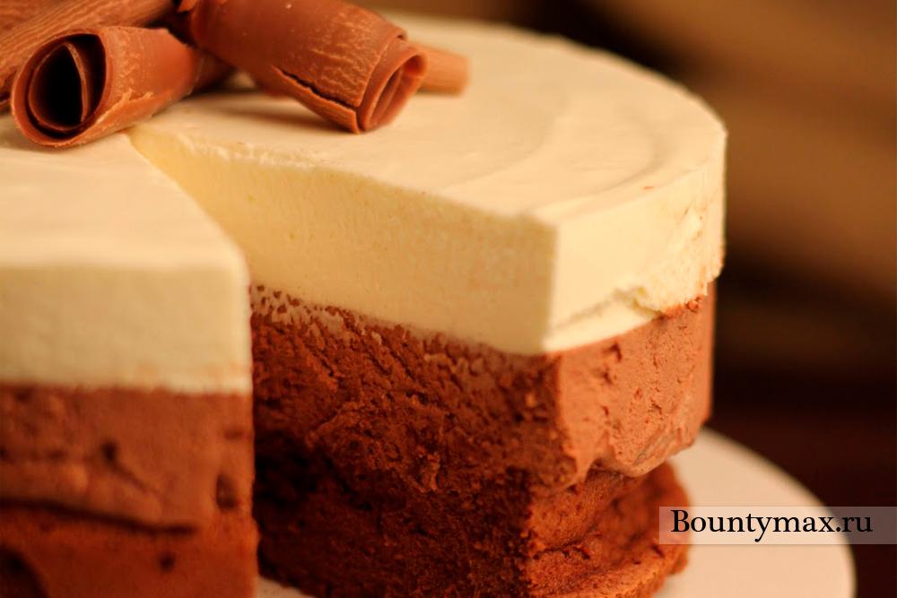 Шоколадный мусс рецепт для торта