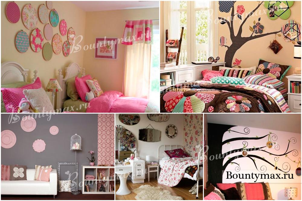 Как можно сделать свою комнату красивой