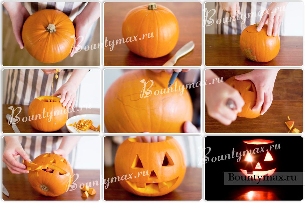 Как сделать тыкву для хэллоуина своими руками 387