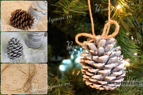Как красиво украсить новогоднюю елку своими руками: оригинальные фото идеи