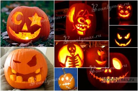 Как сделать тыкву для хэллоуина своими руками 13