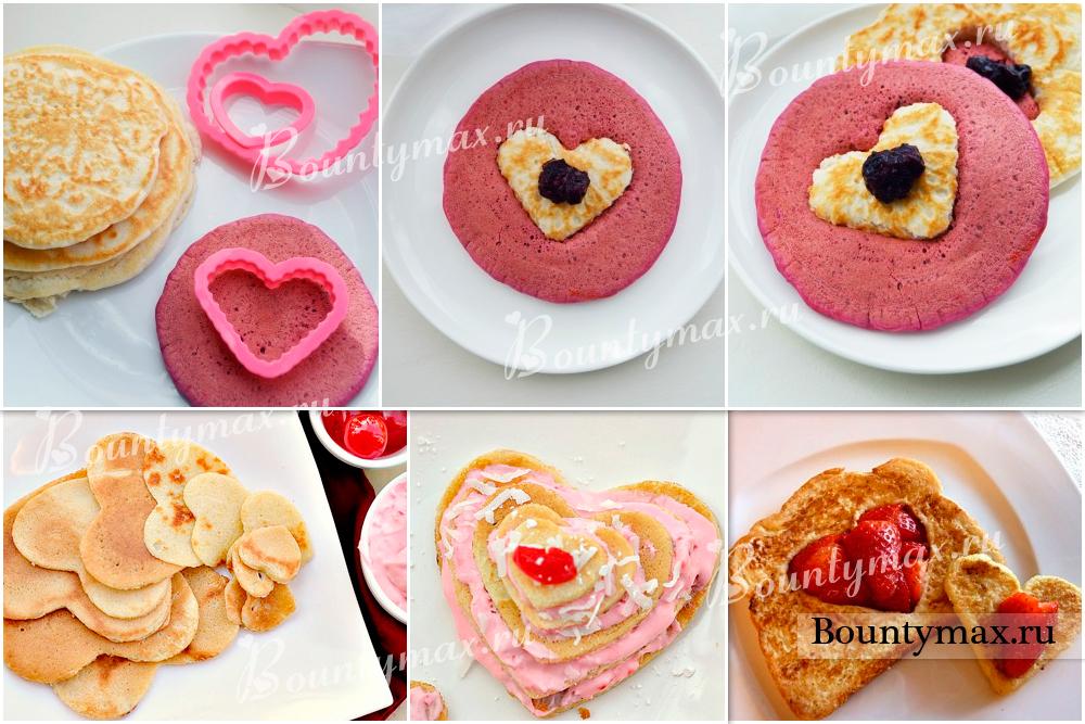 Романтический завтрак для любимого в домашних условиях идеи фото