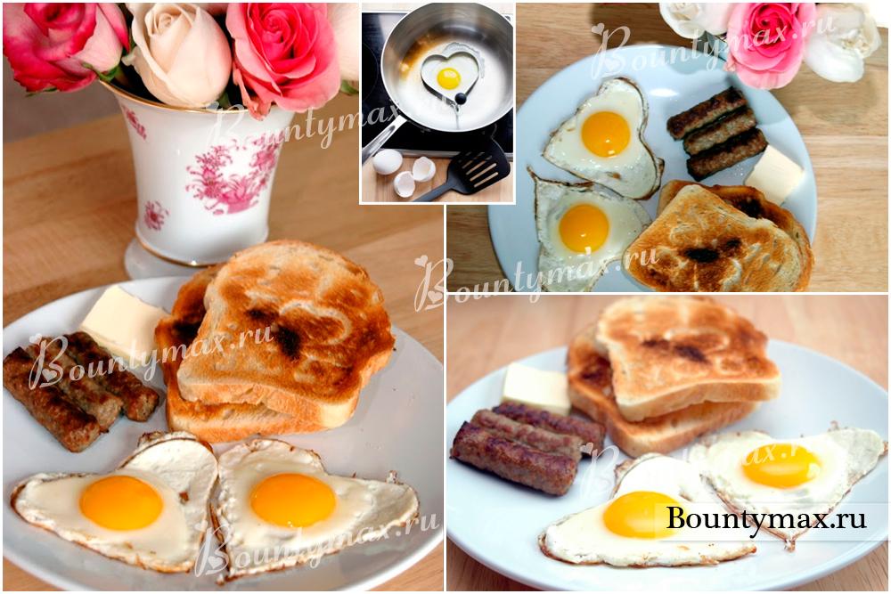 Легкий завтрак своими руками 332