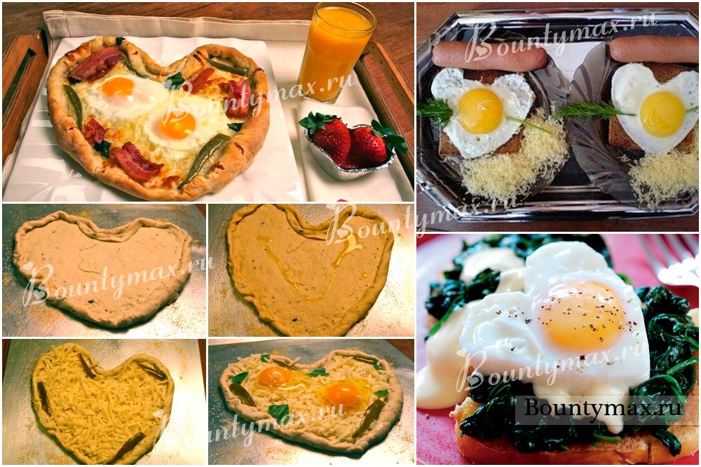 Завтрак чем обрадовать любимого