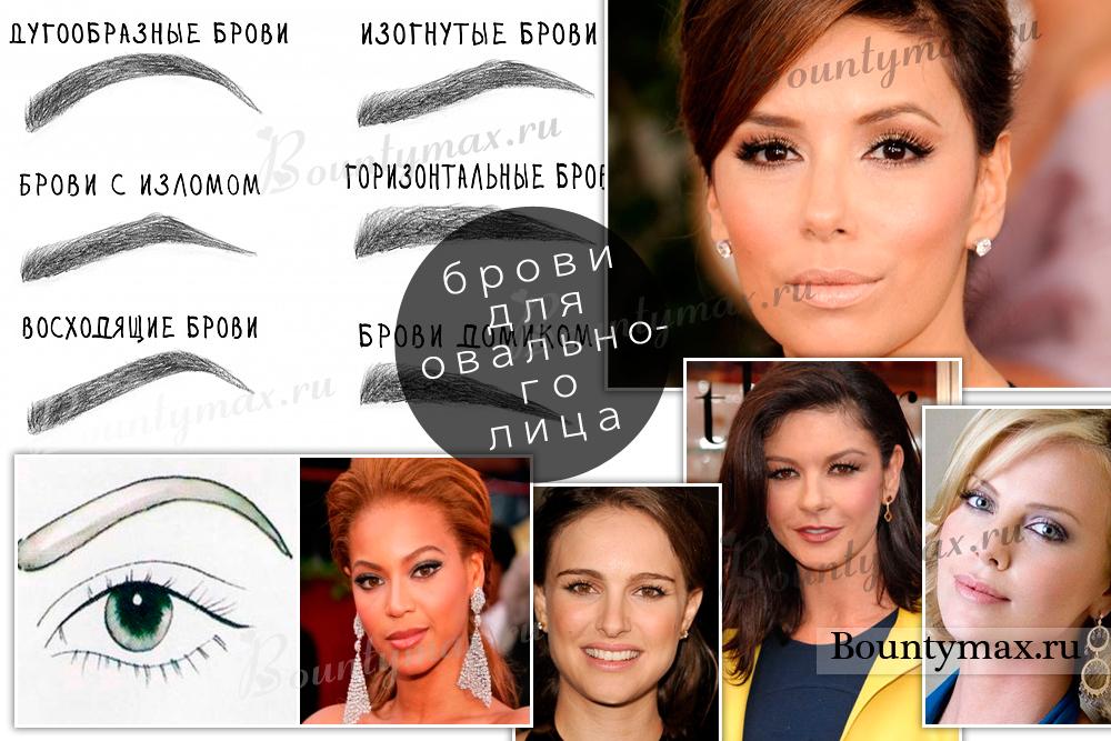 Какой макияж подойдет для круглого лица
