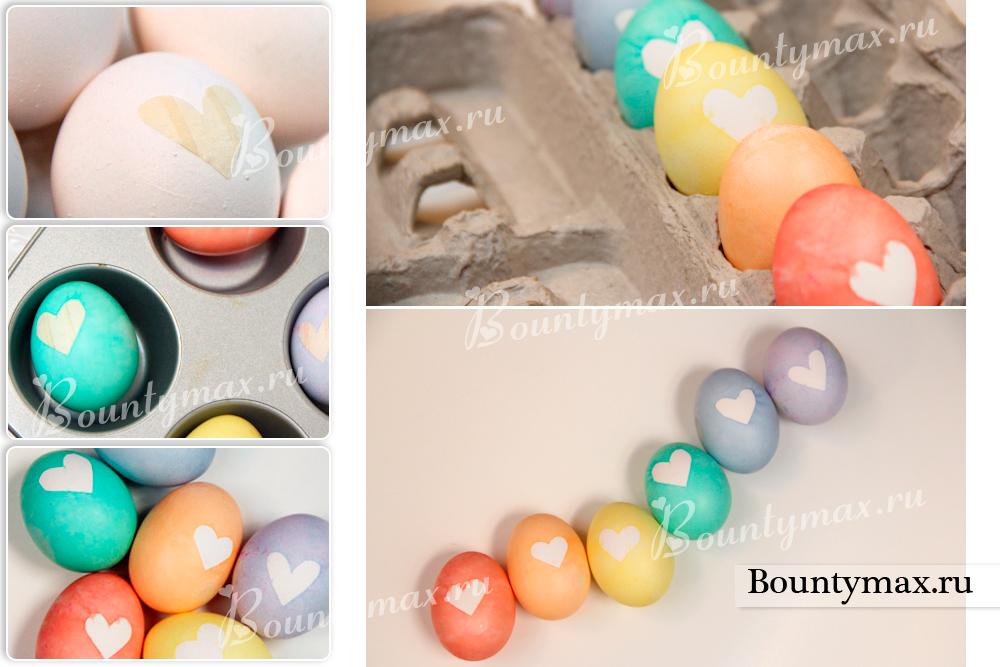 Как красиво покрасить яйца на Пасху в 2019 году: своими руками в домашних условиях картинки