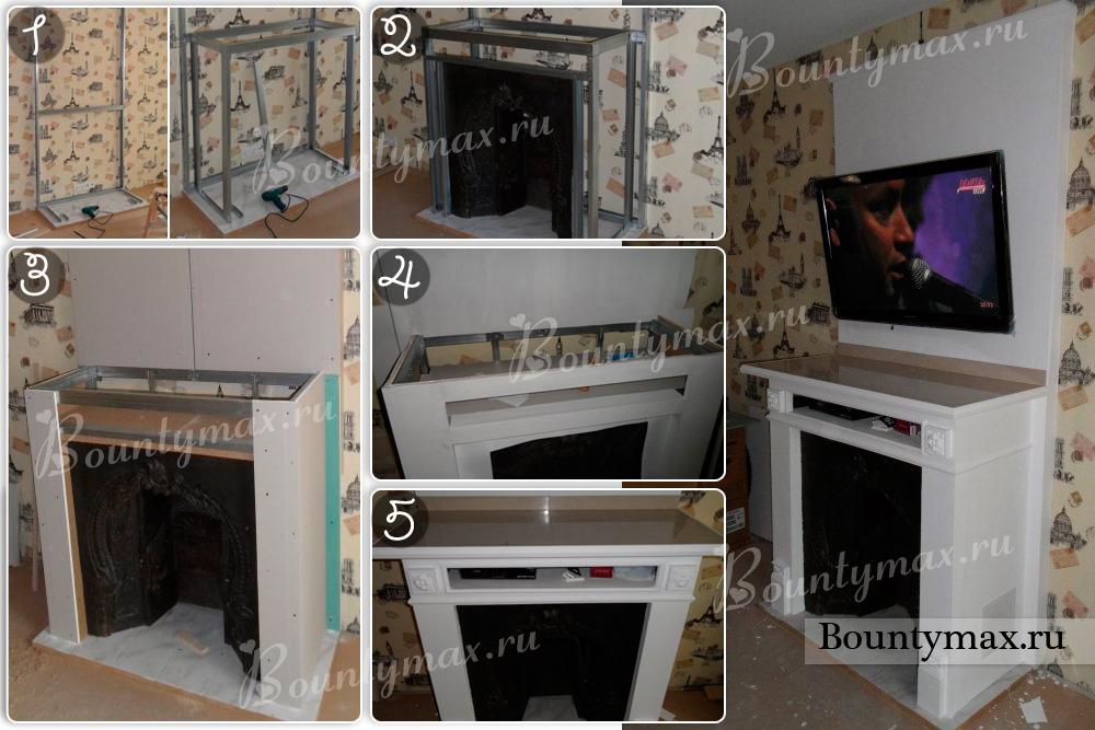 Дизайн спальни без тумб 791