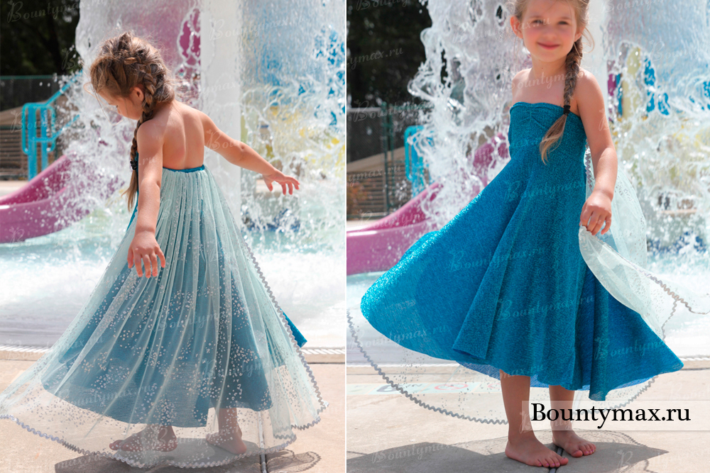 Как сшить простое платье с юбкой фото 567