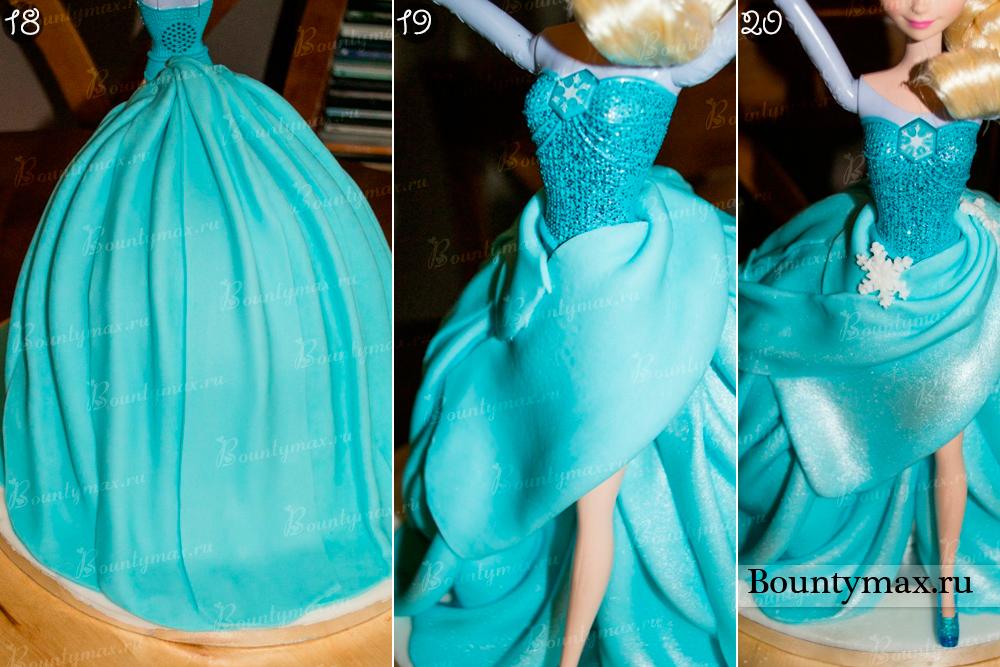 Как сделать куклу чтобы стояла