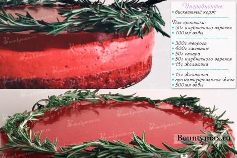 Чизкейк с клубникой: рецепты приготовления в домашних условиях