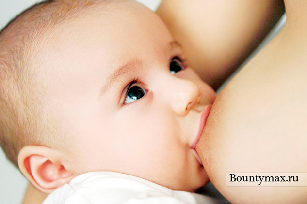 Как прикладывать ребенка к груди