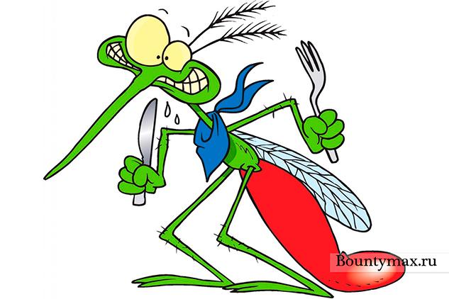 Как защитить ребенка от комаров: средства от комаров для детей