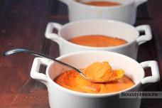 Морковное суфле