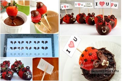 Романтическое меню: лучшие десерты на день святого Валентина