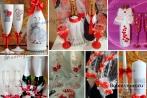 Свадьба в красном: красно-белая или красно-черная?