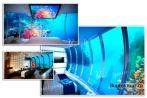 Подводный отель в Дубае фото