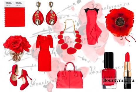 Модные цвета сезона весна-лето