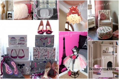 Интерьер комнаты для девочки подростка: фото подборка идей