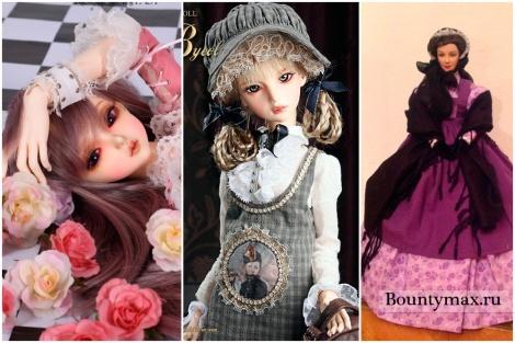 Фотоподборка шарнирных кукол (BJD)