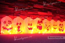 Как сделать фонарь или ночник на хэллоуин своими руками