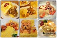 Японский омлет с рисом: Омурайсу - рецепт