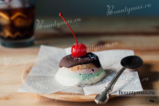 Мини тортики мороженое