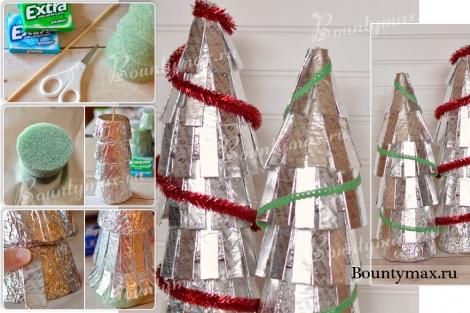 Что приготовить на новый год: съедобные елки
