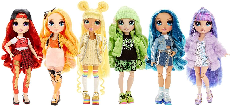Куклы rainbow high -  Новинка 2020