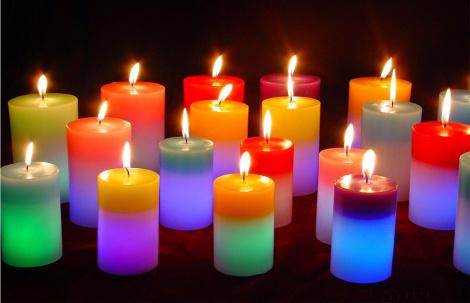 Как выбрать краситель для свечи
