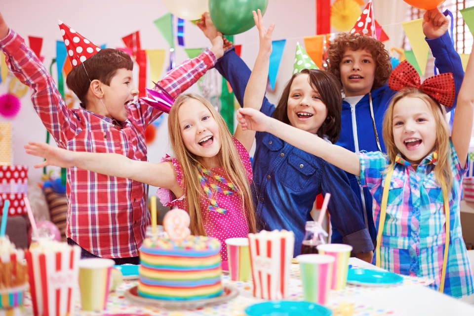 Организация успешного мероприятия для детей