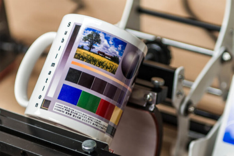 Сублимационная печать - секрет популярности
