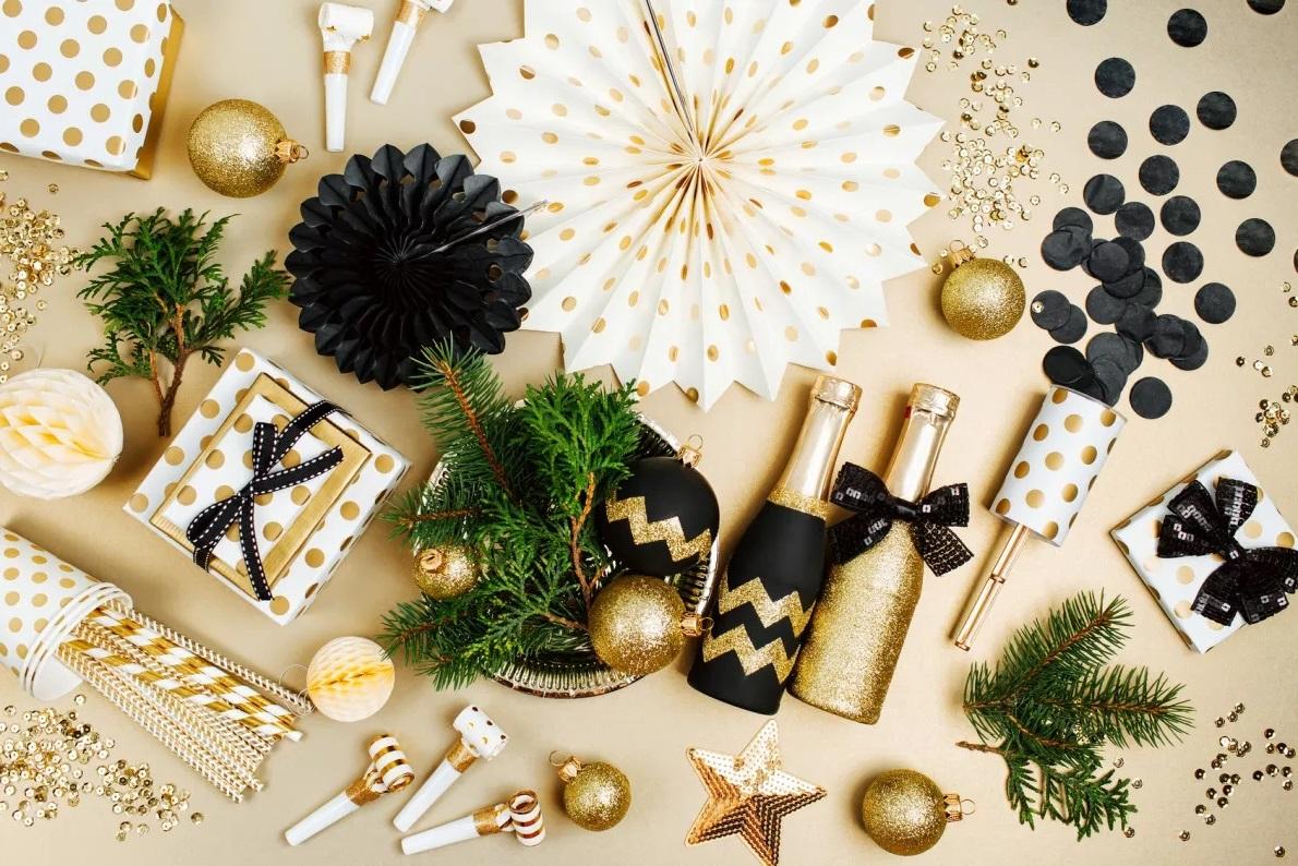 Как украсить дом для встречи Нового года