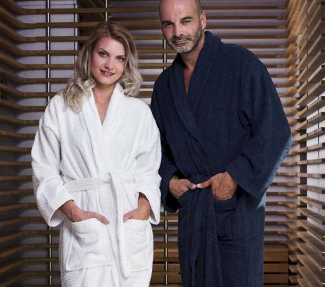 Как выбрать банный халат