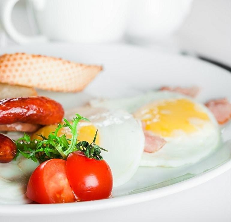 Быстрый завтрак — что съесть