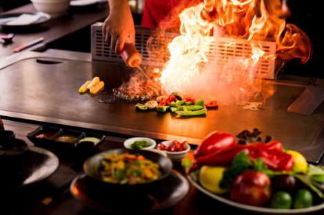 Японская кухня - сочетание традиций и мастерства