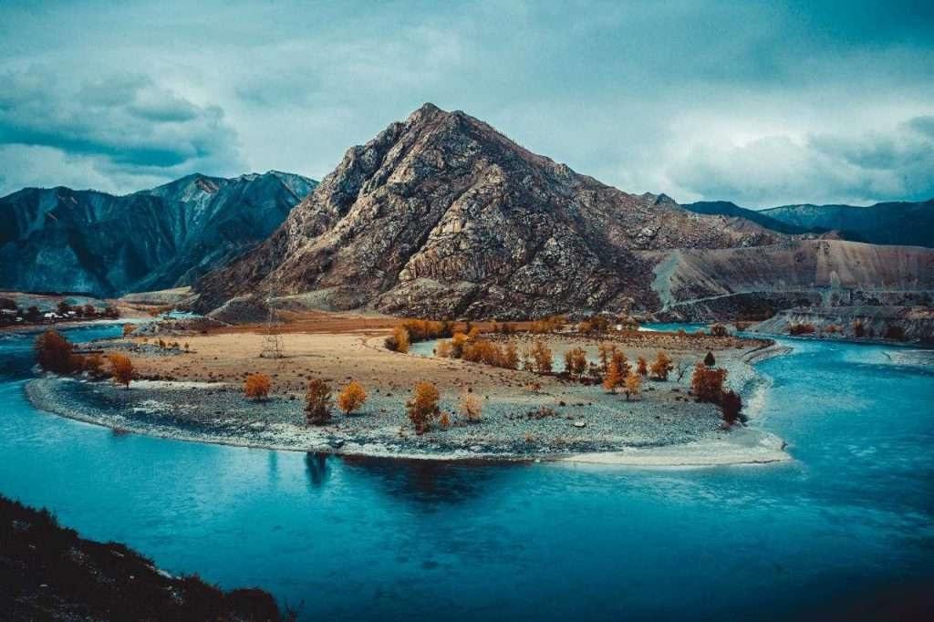 Алтай: самые красивые горы Сибири