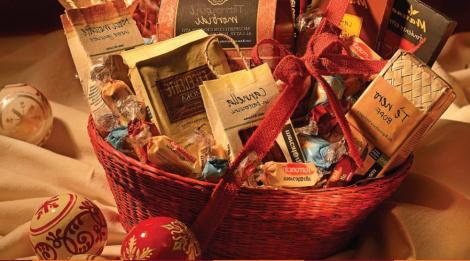 Подарочные корзины — идеальный подарок для любого случая