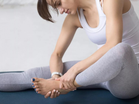 Массажер для ног - облегчение боли в ногах