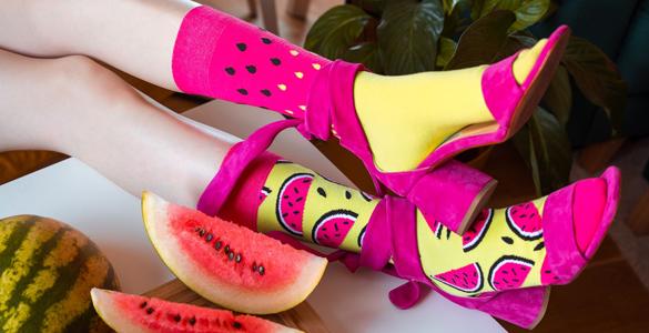 Как выбрать хорошие носки на лето?