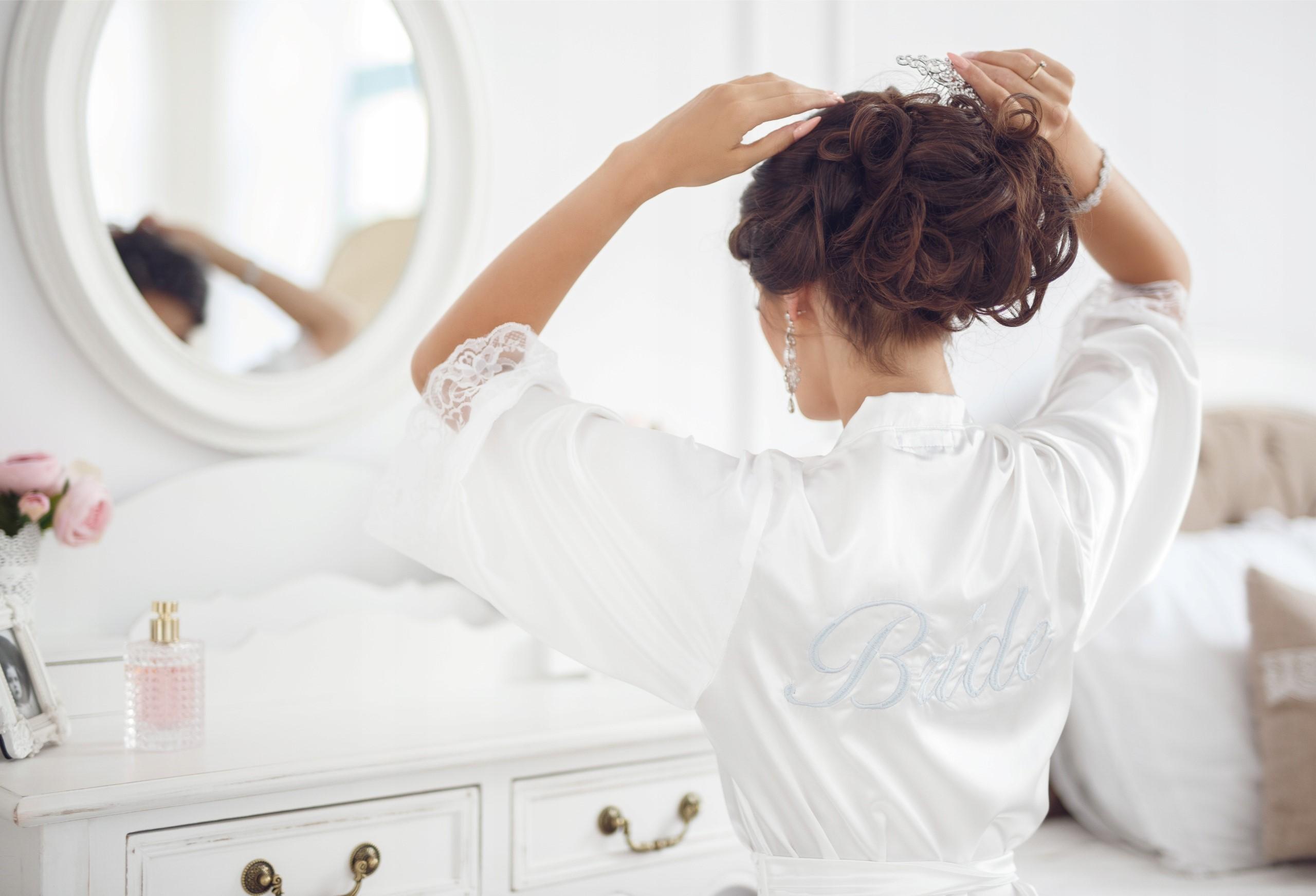 Почему свадебный халат - must have в гардеробе невесты