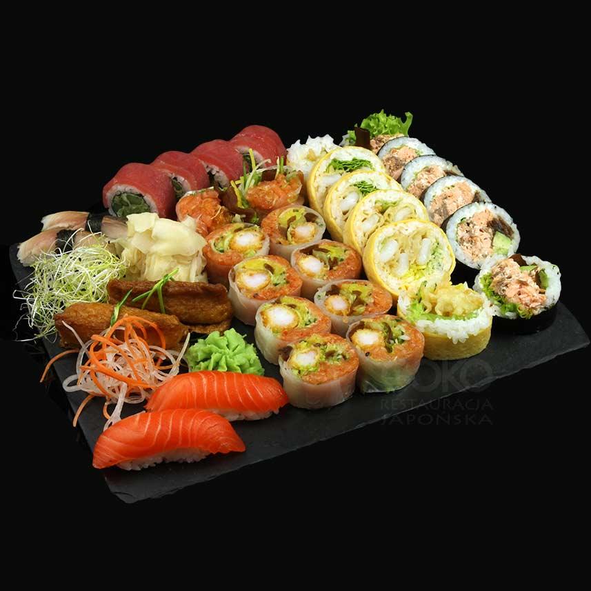 Где вкусные суши - советуем суши сет в СПб